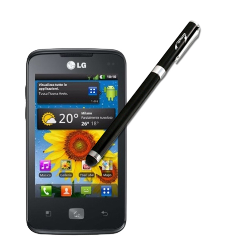 LG Univa compatible Precision Tip Capacitive Stylus with Ink Pen