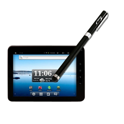 Nextbook Premium8 Tablet compatible Precision Tip Capacitive Stylus with Ink Pen