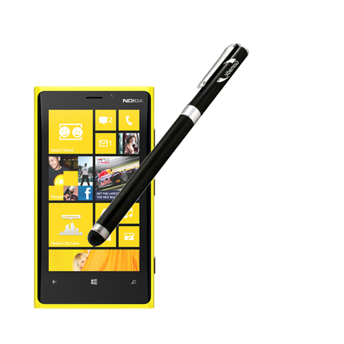 Nokia Lumia 920 compatible Precision Tip Capacitive Stylus with Ink Pen