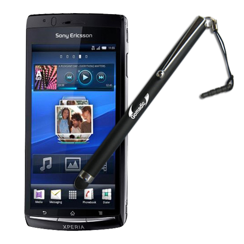 Sony Ericsson LT15i compatible Precision Tip Capacitive Stylus Pen