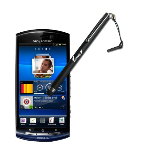 gomadic precision tip capacitive stylus pen designed for the sony rh gomadic com Sony Xperia Latest Model Sony Ericsson Xperia Play