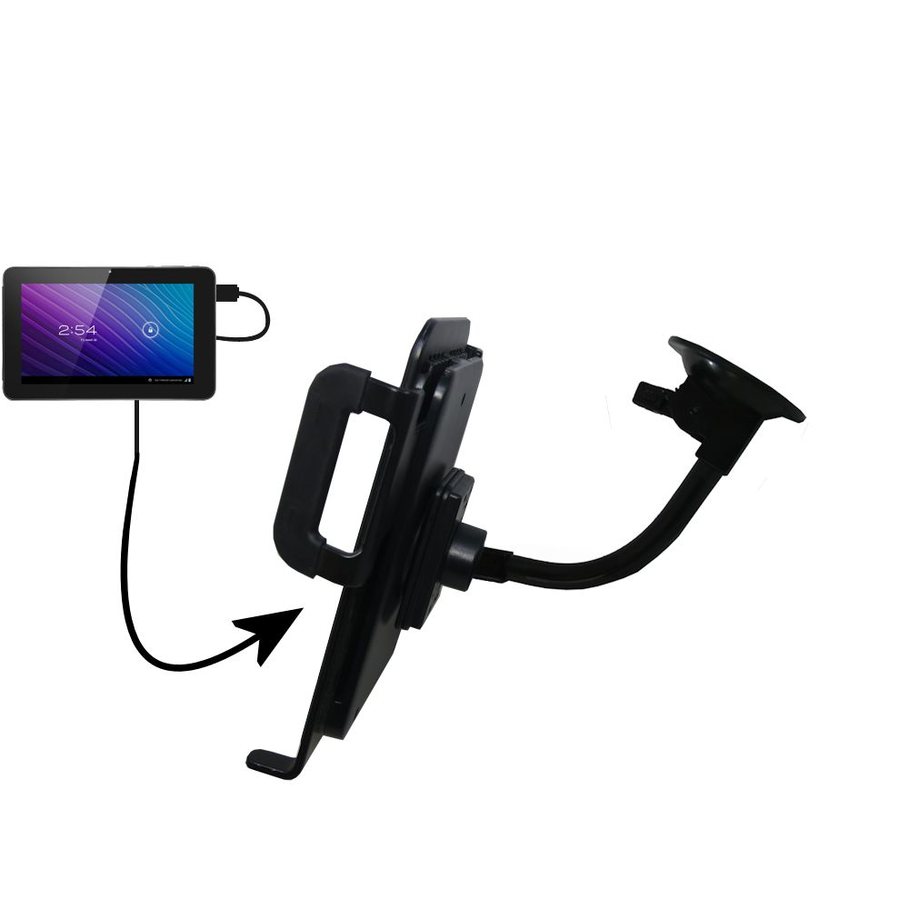 Stupendous Gooseneck Holder Base With Suction Cup Mount Compatible Download Free Architecture Designs Intelgarnamadebymaigaardcom