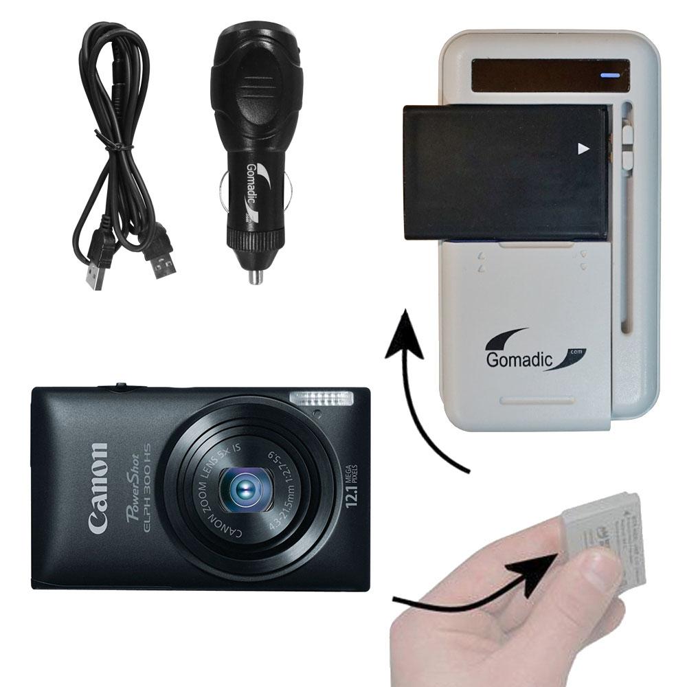CANON PowerShot SX720 HS Plomo Cable USB de repuesto de cámara para PC//MAC