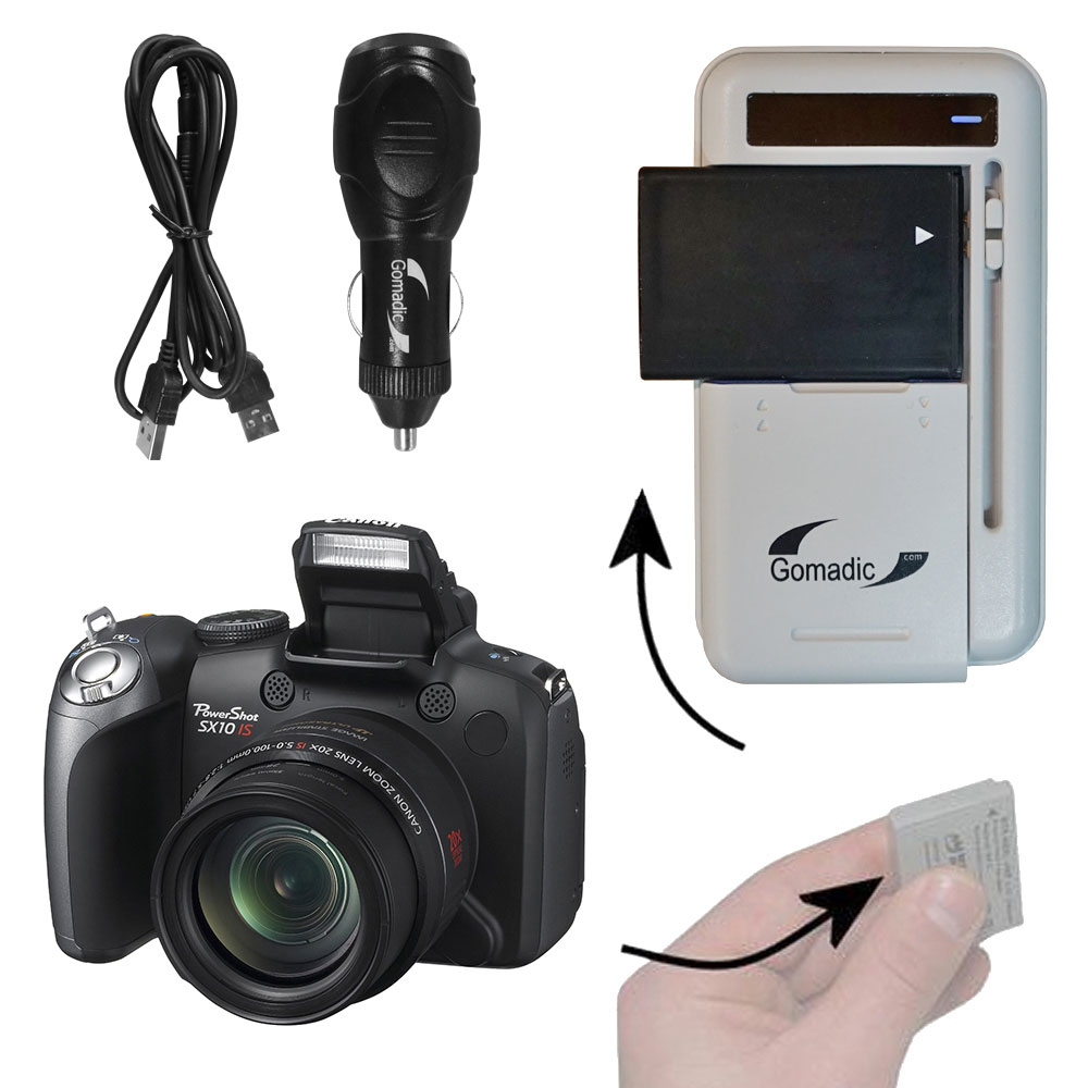 NEW DRIVERS: CANON SX10IS USB
