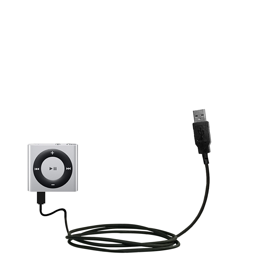 USB Cable compatible with the Apple Shuffle