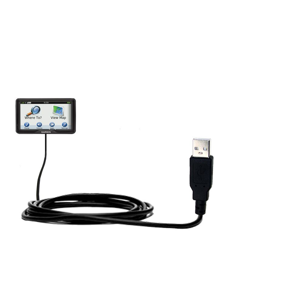 USB Cable compatible with the Garmin dezl 760 LMT