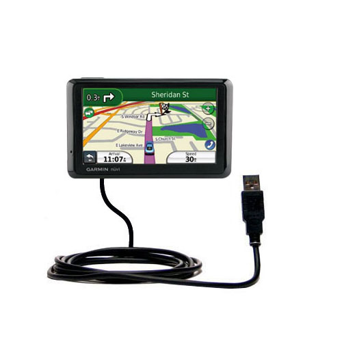 USB Cable compatible with the Garmin Nuvi 1310