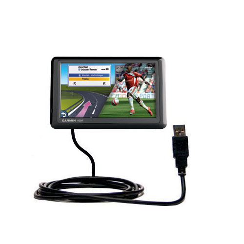 USB Cable compatible with the Garmin Nuvi 1490Tpro