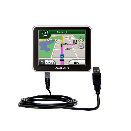 USB Cable compatible with the Garmin Nuvi 2240