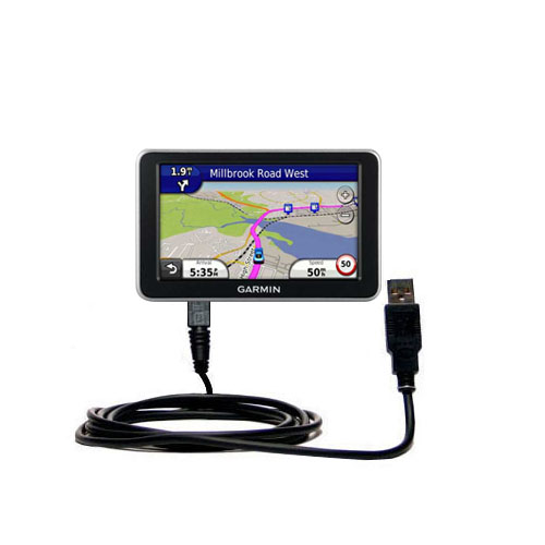 USB Cable compatible with the Garmin Nuvi 2300 2310