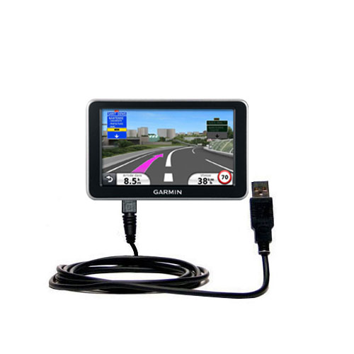 USB Cable compatible with the Garmin Nuvi 2340 2350 2360 2360LMT 2370 2370LT