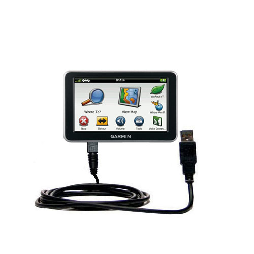 USB Cable compatible with the Garmin Nuvi 2460 2450