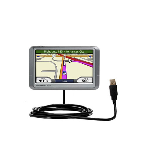 USB Cable compatible with the Garmin Nuvi 255W 255WT 255