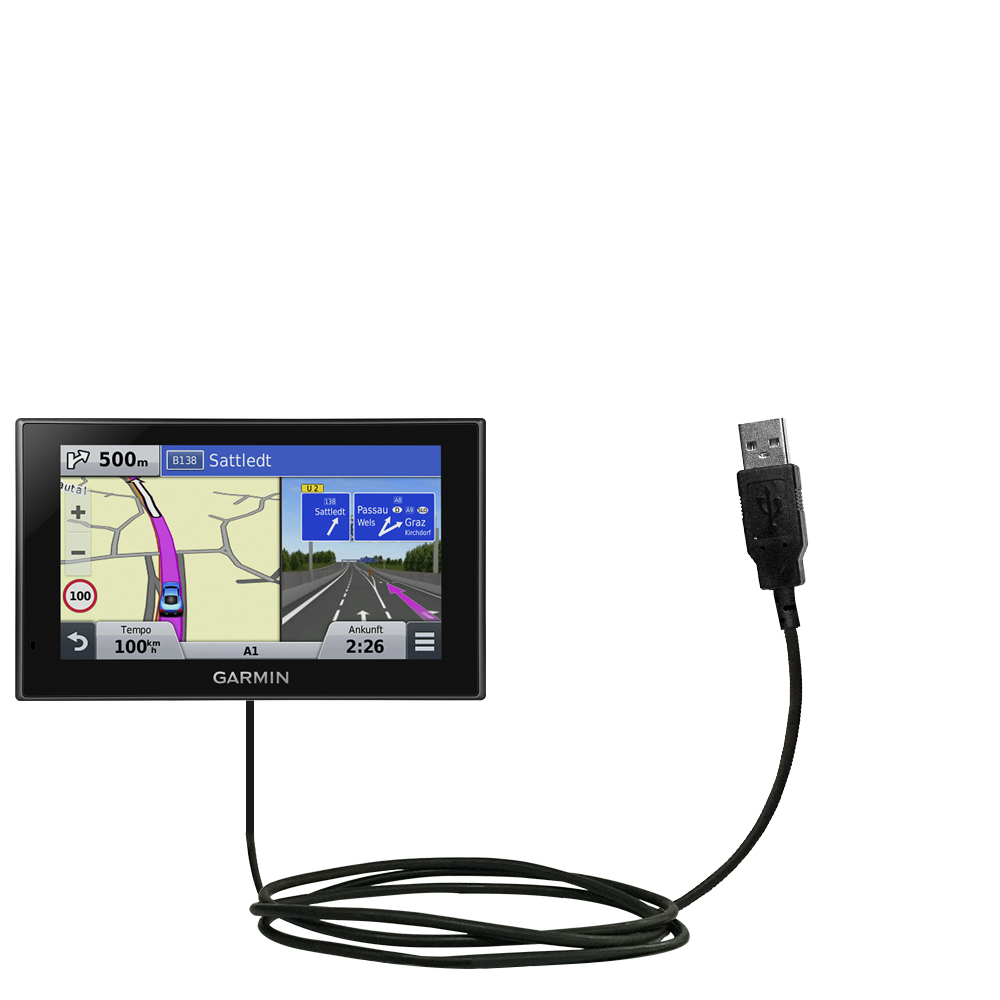 USB Cable compatible with the Garmin nuvi 2789 LMT