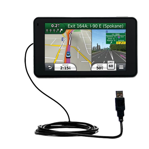 USB Cable compatible with the Garmin Nuvi 3490