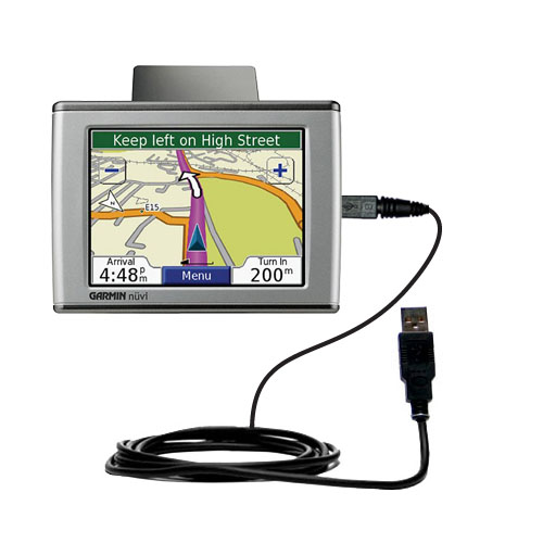 USB Cable compatible with the Garmin Nuvi 350