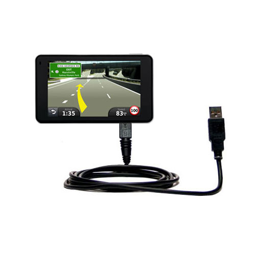 USB Cable compatible with the Garmin Nuvi 3790T 3790LMT