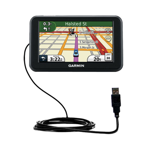 USB Cable compatible with the Garmin Nuvi 40 40LM