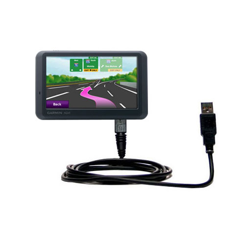 USB Cable compatible with the Garmin Nuvi 775TFM