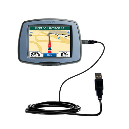 USB Cable compatible with the Garmin StreetPilot C310