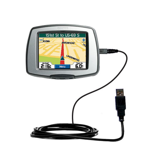 USB Cable compatible with the Garmin StreetPilot C330