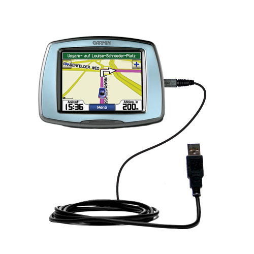 USB Cable compatible with the Garmin StreetPilot C530