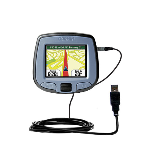 USB Cable compatible with the Garmin StreetPilot i3