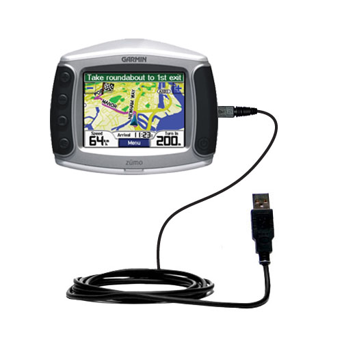 USB Cable compatible with the Garmin Zumo 400