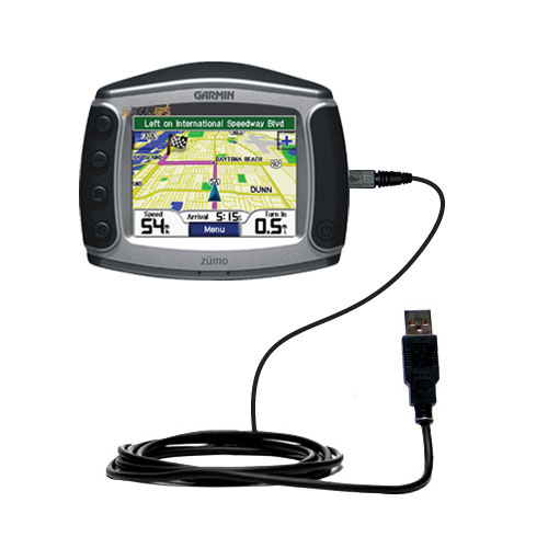 USB Cable compatible with the Garmin Zumo 550
