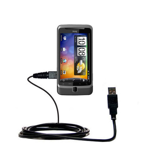 USB Cable compatible with the HTC Desire Z
