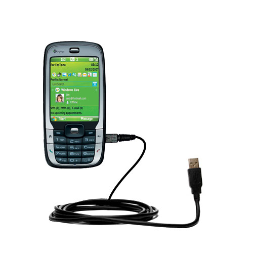 USB Cable compatible with the HTC S710