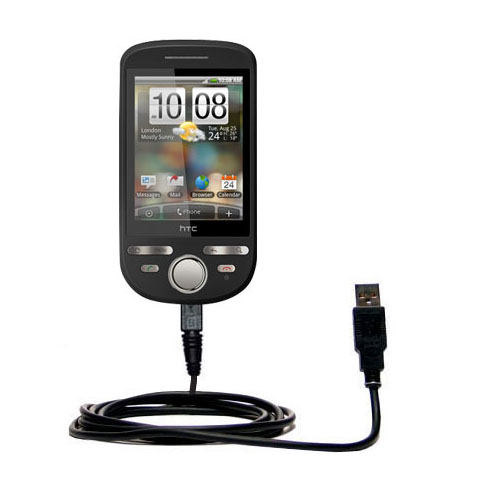 USB Cable compatible with the HTC Tattoo