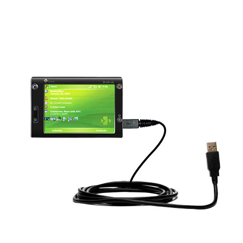 USB Cable compatible with the HTC X7500
