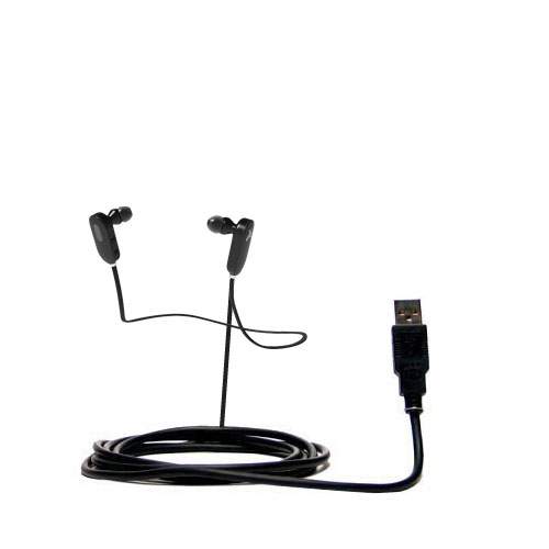 Classic Straight USB Cable Suitable For The Jaybird JF3