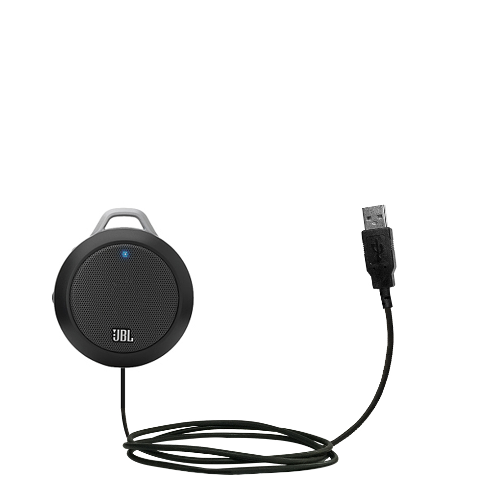 USB Cable compatible with the JBL Micro II