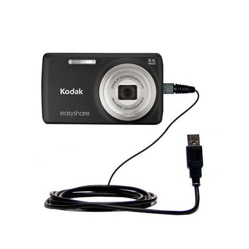 USB Cable compatible with the Kodak EasyShare M552