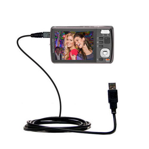 USB Cable compatible with the Kodak EasyShare M575