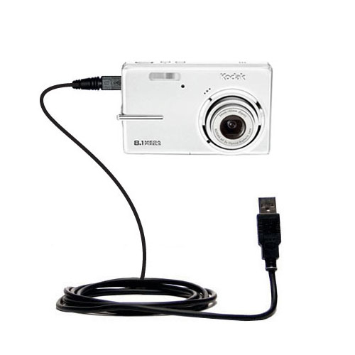 USB Cable compatible with the Kodak M893 IS