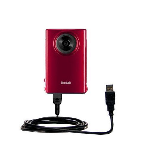 USB Cable compatible with the Kodak Mini Video Camera