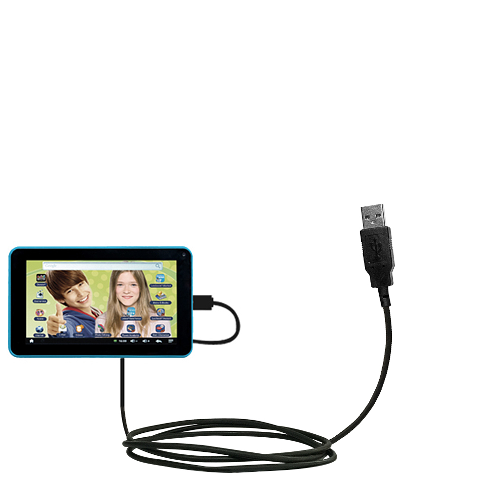USB Cable compatible with the Lexibook Tablet Advance MFC180EN