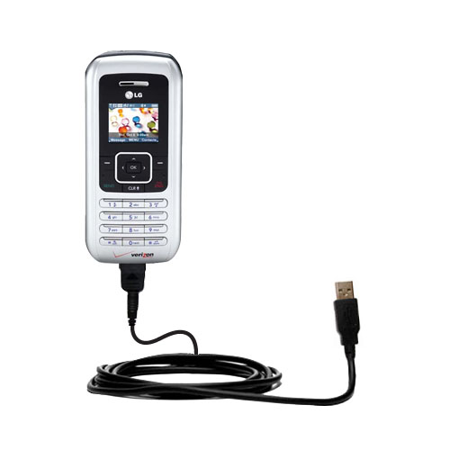 USB Cable compatible with the LG EnV
