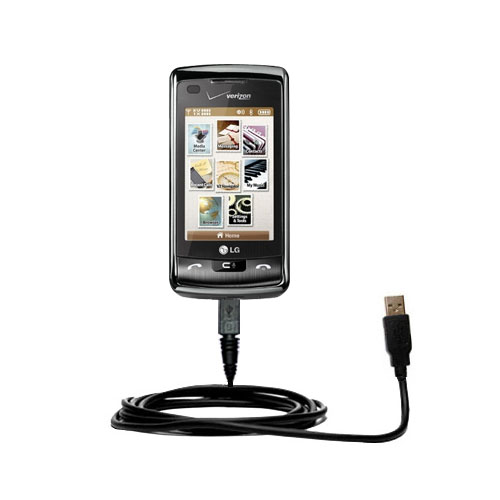USB Cable compatible with the LG enV Touch