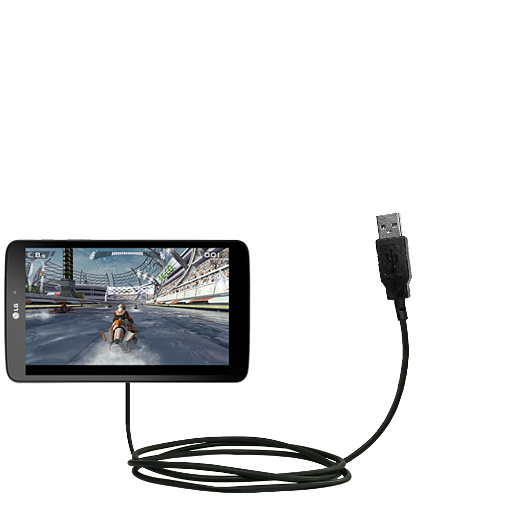 USB Cable compatible with the LG G Pad