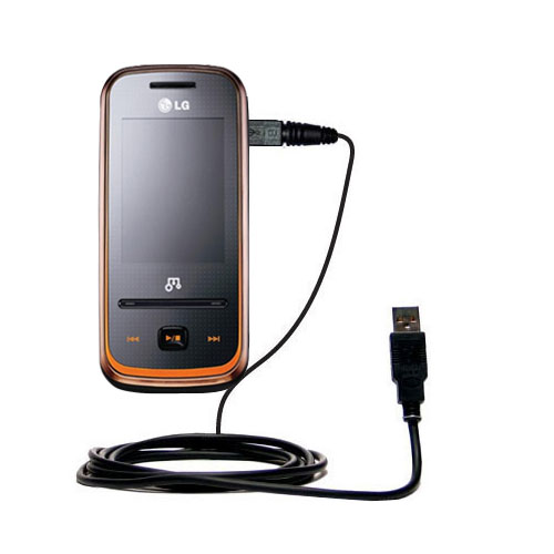 USB Cable compatible with the LG GM310