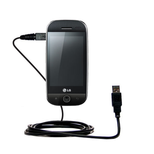 USB Cable compatible with the LG GW620