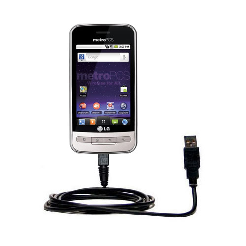 USB Cable compatible with the LG MS690