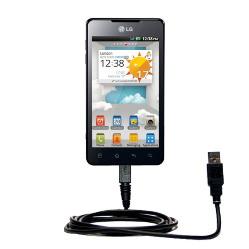 USB Cable compatible with the LG Optimus 3D Max