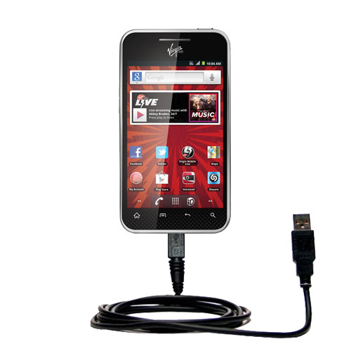 USB Cable compatible with the LG Optimus Elite