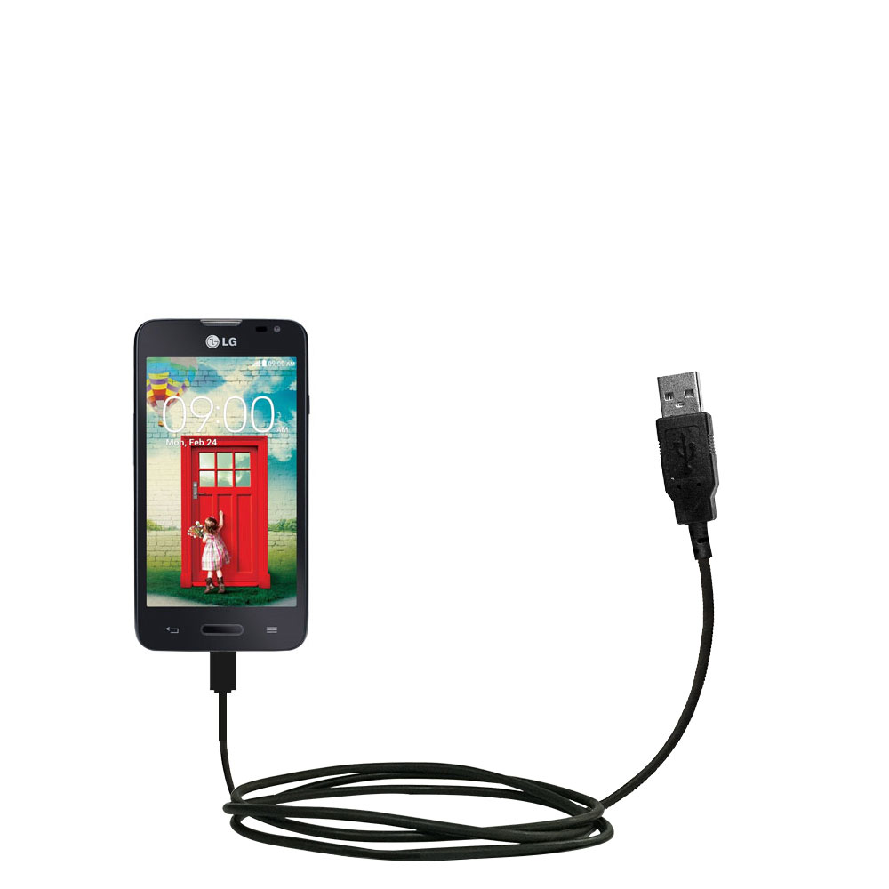 USB Cable compatible with the LG Optimus L70