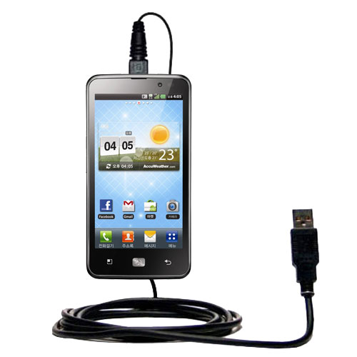 USB Cable compatible with the LG Revolution 2